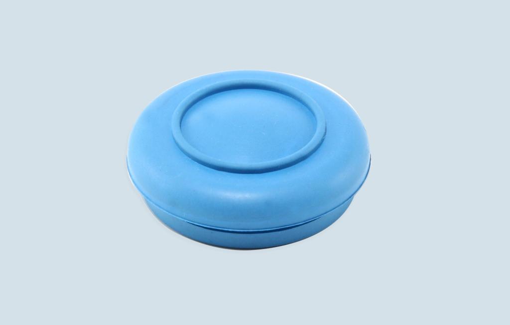 青いグロメット