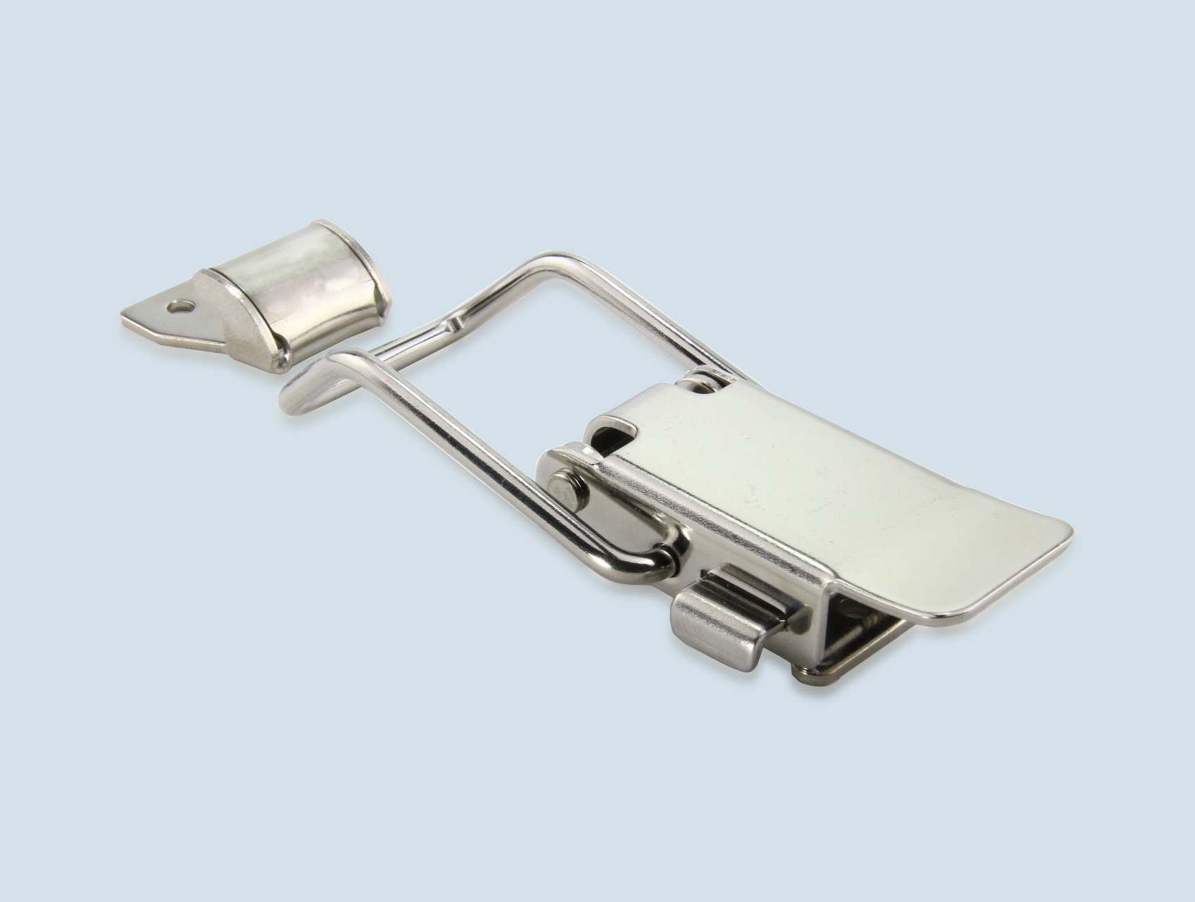 Pull-Down Catch - Lockable