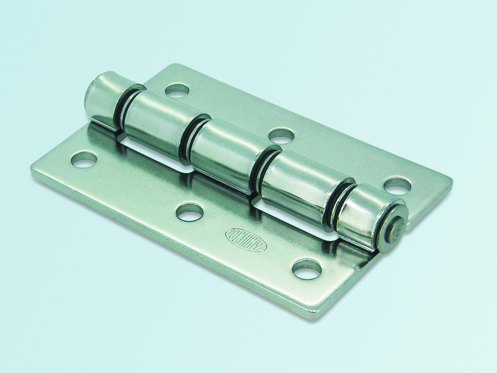 Hinge - Clean - Stainless Steel