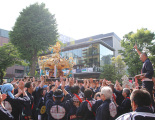 神田祭に参加しました