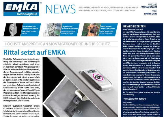 ドイツ EMKA NEWS(SPRING)