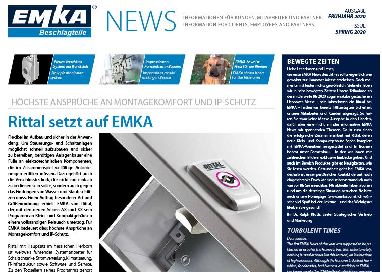 ドイツ EMKA NEWS(SUMMER)