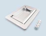 【新商品】【SEMI 規格適合品】THA-470  収納型ハンドル/TO-470 パッキン